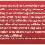 Farrah Goraya Testimonial