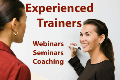 Experienced Trainers and Coaches